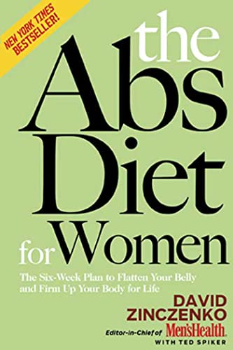 9781594869129: The Abs Diet for Women: The Six-Week Plan to Flatten Your Belly and Firm Up Your Body for Life