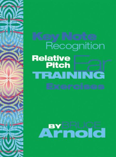 9781594898488: A Key Note Recognition: Relative Pitch Ear Training Exercise