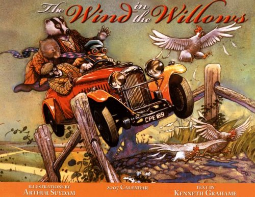 9781594901843: Wind in the Willows Calender 2007