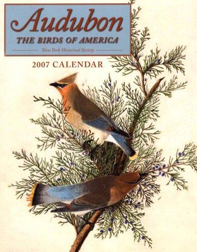 9781594902277: Audubon, The Birds of America 2007 Calendar