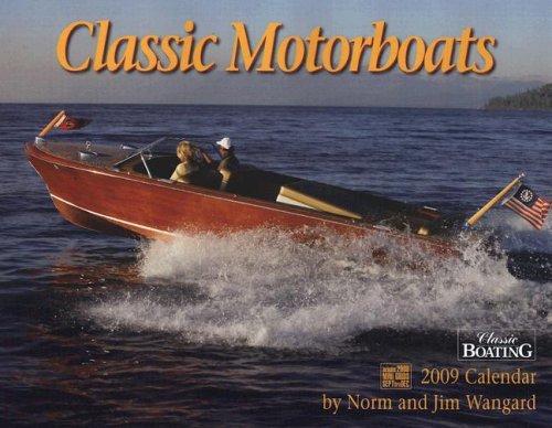 9781594904202: Classic Motorboats Calendar