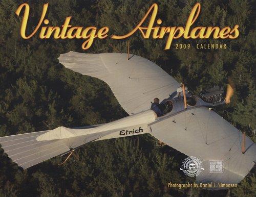 9781594904547: Vintage Airplanes Calendar