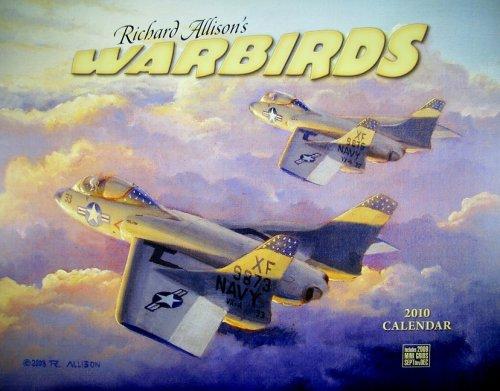 9781594905384: Richard Allison's Warbirds 2010 Wall Calendar