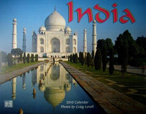 9781594905612: India Calendar