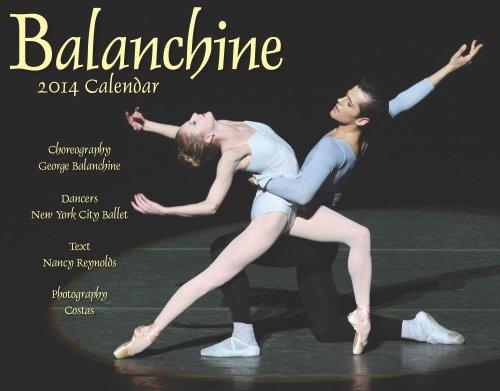 Balanchine Calendar (1594909202) by Nancy Reynolds