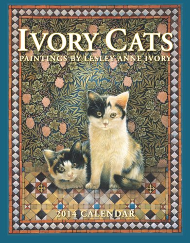 2014 Ivory Cats: Lesley Anne Ivory