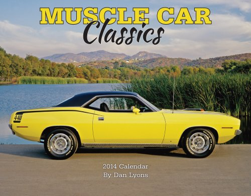9781594909603: 2014 Muscle Cars