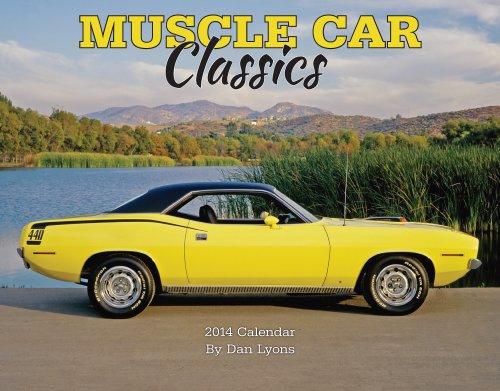 9781594909603: Muscle Car Classics Calendar