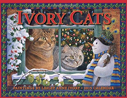 Ivory Cats 2015 Calendar: Lesley Anne Ivory