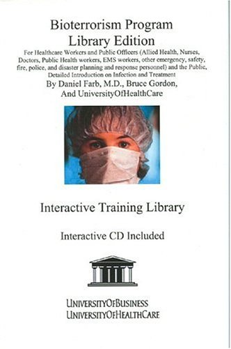 Bioterrorism Program Library Edition: For Healthcare Workers, Public Officers (Allied Health, ...