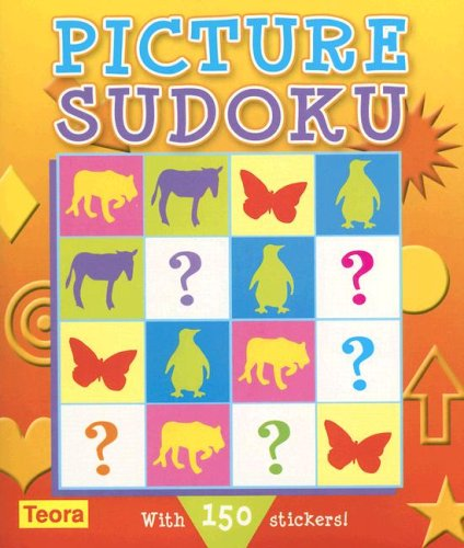 9781594961663: Picture Sudoku [With Stickers]