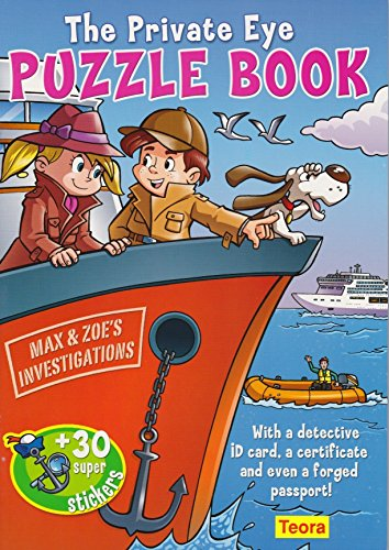 9781594961915: The Private Eye Puzzle Book