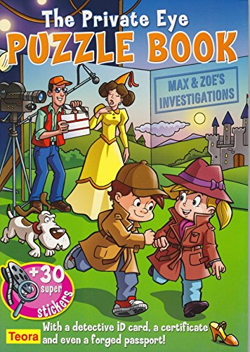 9781594961922: The Private Eye Puzzle Book