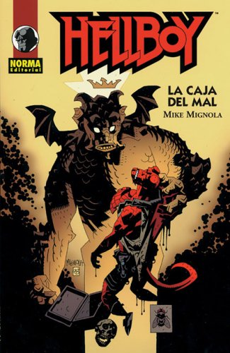 9781594970313: Hellboy: La Caja Del Mal / Hellboy: Box Full of Evil