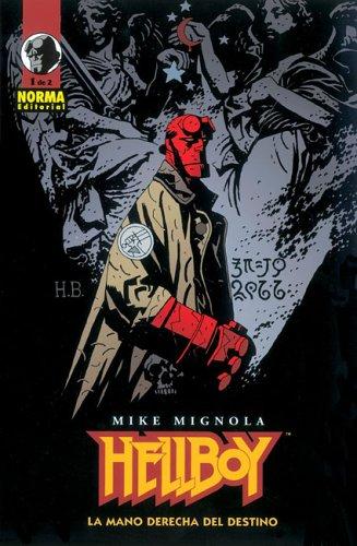 9781594970320: Hellboy: La Mano Derecha del Destino: Hellboy: The Right Hand of Doom (Spanish Edition)
