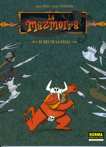 La Mazmorra: El Rey de La Pelea: The Dungeon: The Brawling King (Spanish Edition): Sfar, Joann, ...