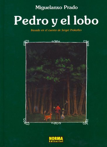 9781594970948: Pedro Y El Lobo/Peter And The Wolf (Spanish Edition)