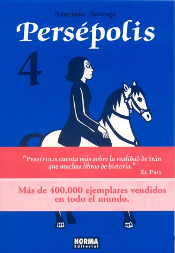Persepolis (Spanish Edition): Satrapi, Marjane