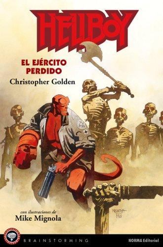 El Ejercito Perdido (Spanish Edition): Golden, Christopher