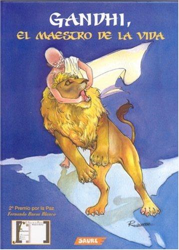 9781594973055: Gandhi, el Maestro de la Vida (Spanish Edition)