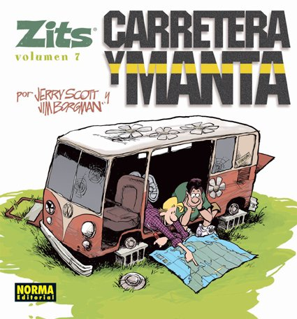 9781594973376: Zits, Vol. 7: Carretera y Manta: Zits Vol. 7: Road Trip!