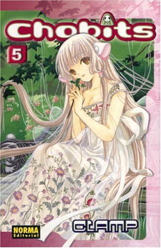 9781594973536: Chobits 5 (Spanish Edition)