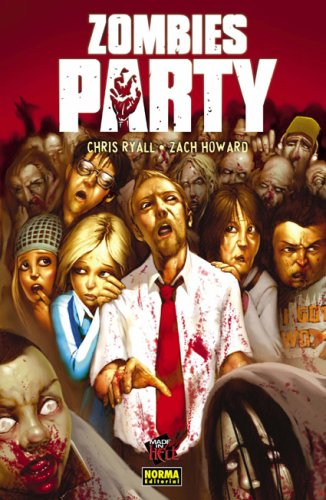 9781594974076: Zombies Party: Shaun of the Dead (Spanish Edition)