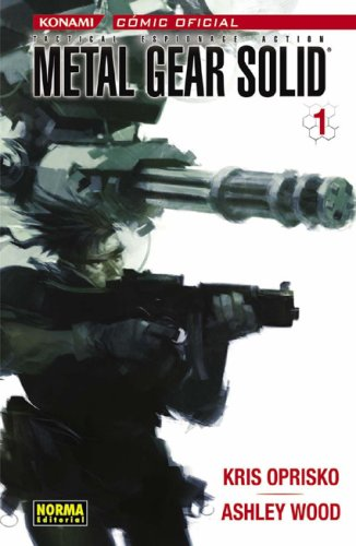 9781594974083: Metal Gear Solid 1 (Spanish Edition)