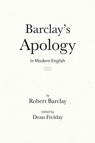 9781594980183: Barclay's Apology in Modern English