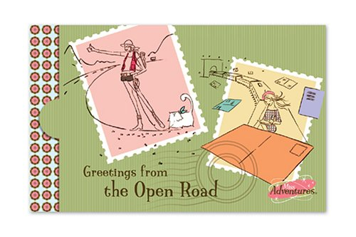 9781595016799: MissAdventures Photo·Mailer-Greetings from the Open Road