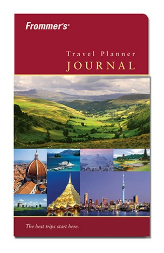 Frommer's Travel Planner Journal (Universal)
