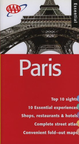 Paris by AAA Staff 2006 Paperback