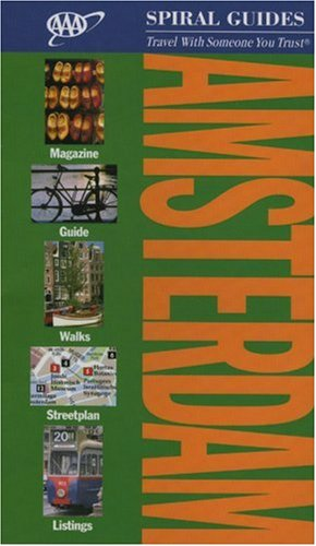 9781595081056: Amsterdam Spiral Guide (AAA Spiral Guides: Amsterdam)