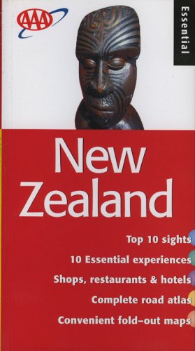 New Zealand Essential Guide (AAA Essential Guides: New Zealand): AAA