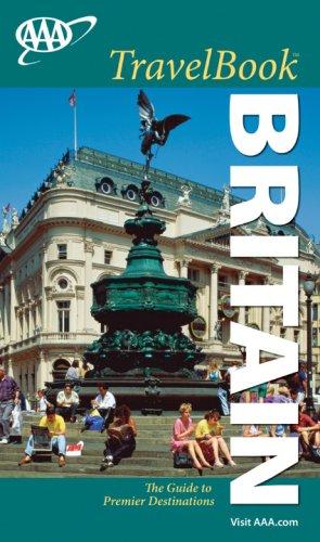 AAA Britain TravelBook: Somerville, Christopher