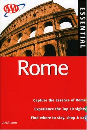 AAA Essential Rome (AAA Essential Guides: Rome): Shaw, Jane