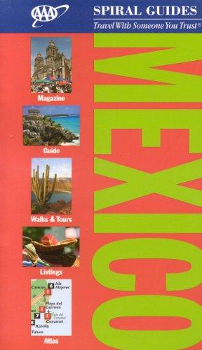 AAA Spiral Mexico (AAA Spiral Guides: Mexico): Barton, Robin