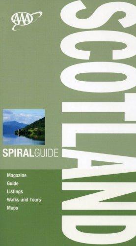 9781595083692: AAA Spiral Scotland (AAA Spiral Guides: Scotland)