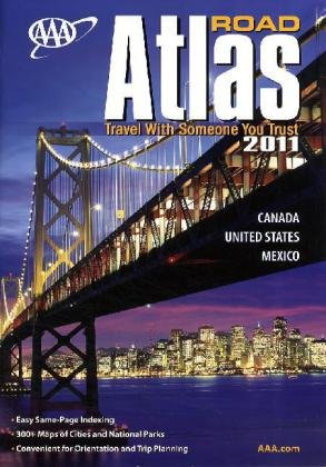 9781595083777: AAA Road Atlas 2011