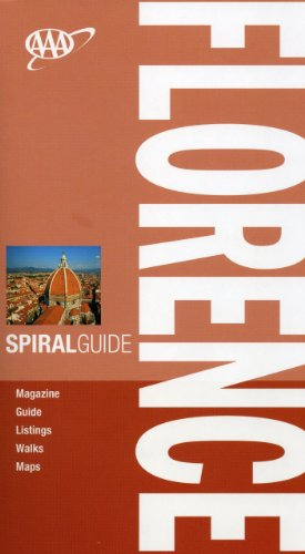 9781595084262: AAA Spiral Florence (AAA Spiral Guides)