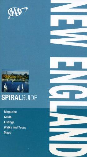 AAA Spiral New England (AAA Spiral Guides): John Rosentahl, Paul Wade, Kathy Arnold