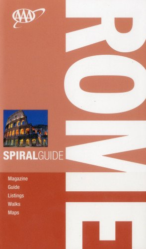 9781595085054: AAA Spiral Rome (AAA Spiral Guides)
