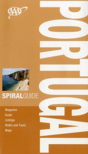 9781595085092: AAA SpiralGuide Portugal