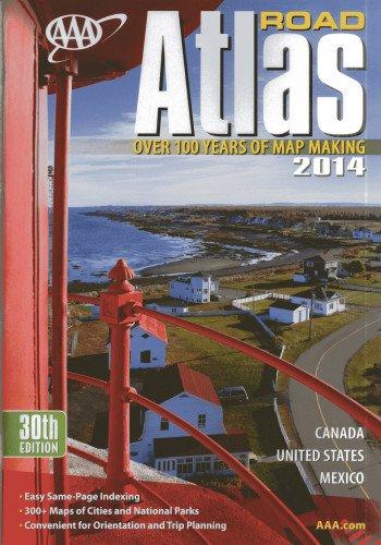 AAA Road Atlas 2014: AAA