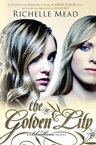 9781595143181: The Golden Lily (Bloodlines (Razor Bill))