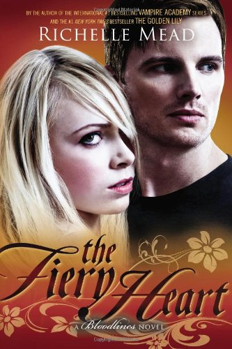 9781595143204: The Fiery Heart: A Bloodlines Novel