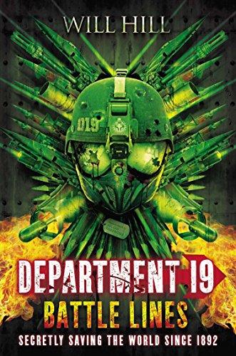 9781595144089: Battle Lines: A Department 19 Novel (Department Nineteen)