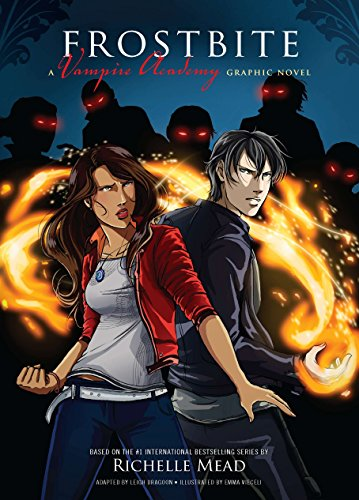 Frostbite: A Graphic Novel (Vampire Academy): Mead, Richelle