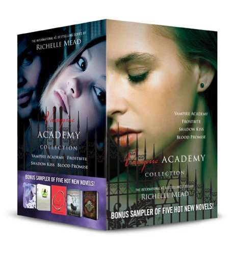 9781595144331: Vampire Academy Box Set (Books 1-4)