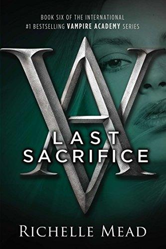 9781595144409: Last Sacrifice